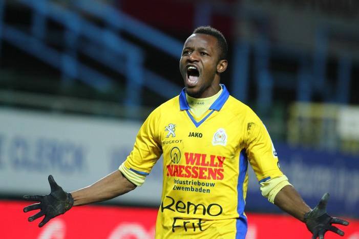 Kamerunac Abubakar Umaru pojačanje Partizana