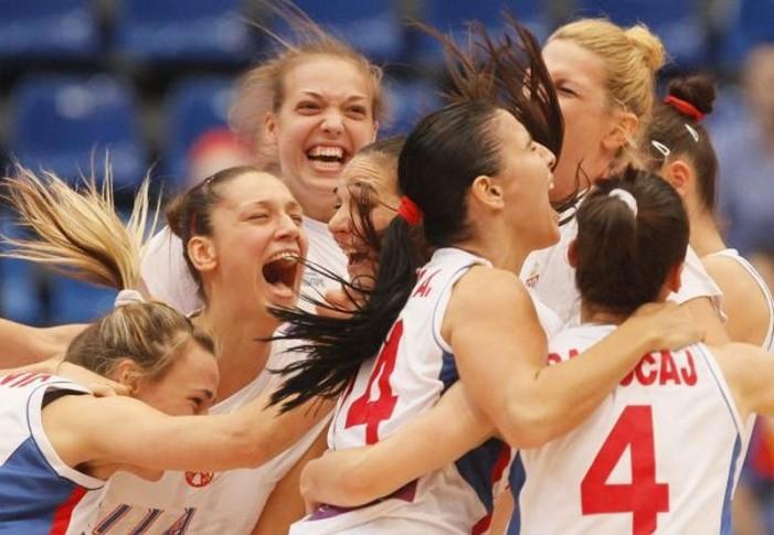 Košarkašice Srbije u polufinalu Evropskog prventsva!