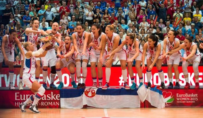 Košarkašice Srbije se okupile u Beogradu. Sledeća stanica kvalifikacije za Evropsko prvenstvo 2017. godine u Češkoj
