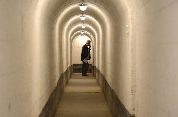 Vojni bunker na Beogradskoj tvrđavi uskoro dostupan posetiocima