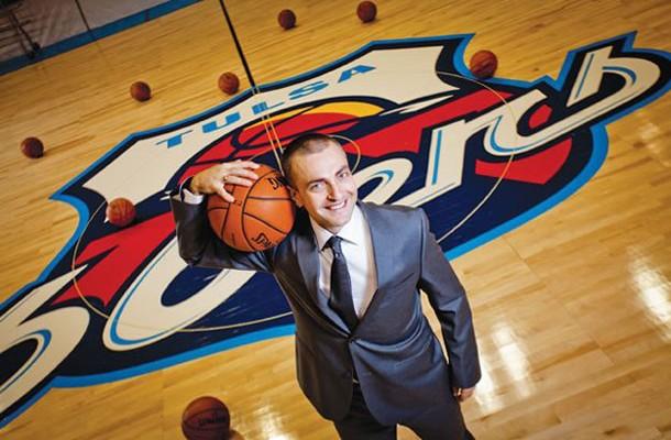 Darko Rajaković vodiće Oklahoma Siti Tander tokom Letnje lige