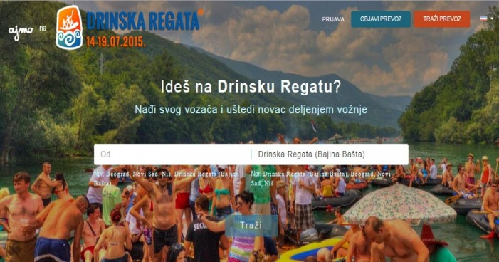 22. Drinska regata od 14  do 19. jula