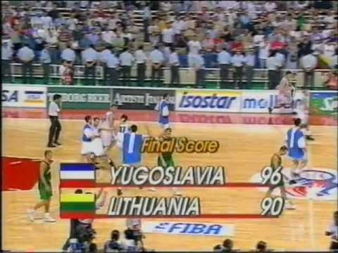 Repriza dočeka za zlatne košarkaše iz Atine 1995. godine