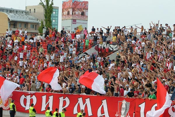 """Firmasi"" dobijaju ulaznice i prevoz od kluba za 10 eura za prvi mec kvalifikacija za LE"