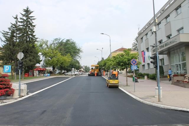 Završena rekonstrukcija ulica u Gornjem Milanovcu