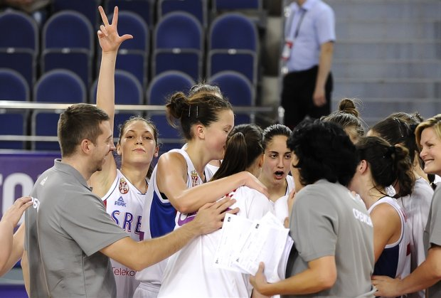 Košarkašice Srbije do 19 godina starosti pobedile Brazil