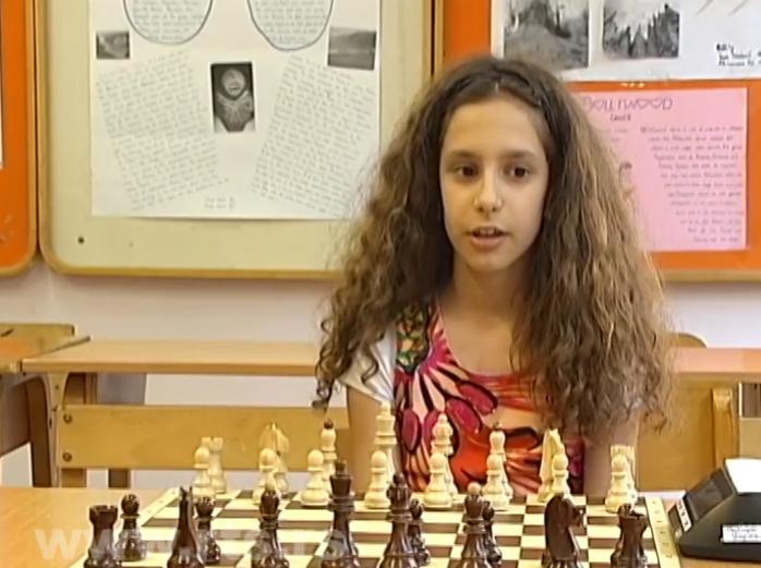 Milica Carević – Buduća prvakinja u šahu