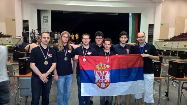 Mladi programeri se okitili medaljama u Bugarskoj i uhvatili zalet za Kazahstan