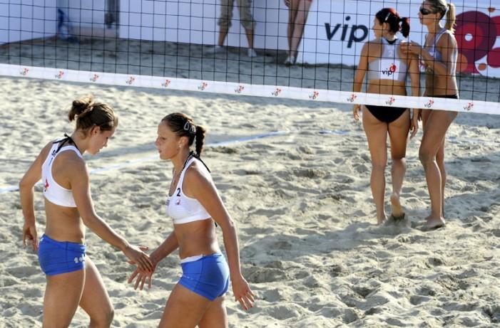 Novosadski Štrand domaćin turnira u odbojci na pesku ovog vikenda