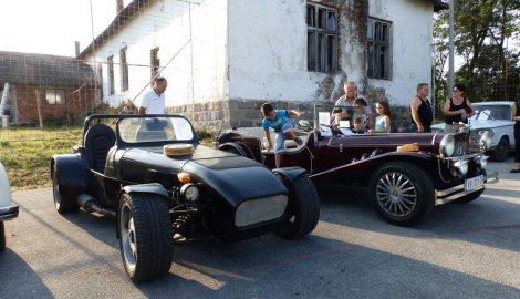 Oldtajmeri na skupu u Vranešima kod Vrnjačke Banje