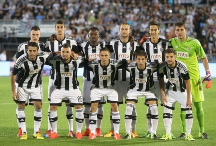 Partizan otputovao u Rumuniju na duel sa Steauom