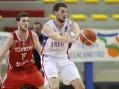 Mlada košarkaška reprezentacija Srbije u FINALU prvenstva Evrope u košarci