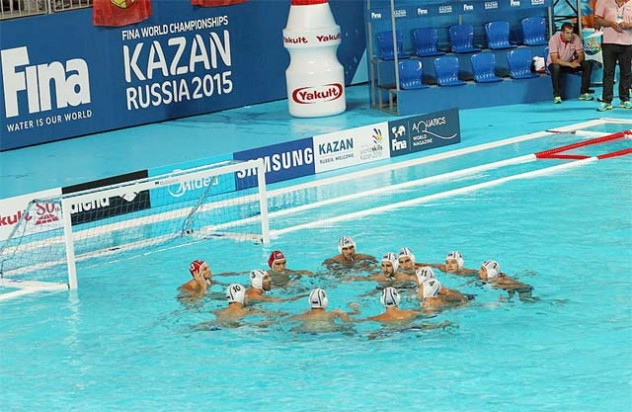 Pobedom nad Austrlijom DELFINI prošli u četvrtfinale Svetskog Prvenstva u Kazanju