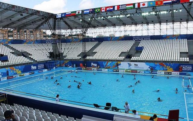 Vaterpolisti Srbije pobedili Crnu Goru na startu Svetskog prvenstva u Kazanju
