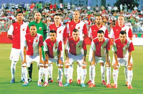 I pored poraza Vojvodina prošla u završnu rundu kvalifikacija za Ligu Evrope