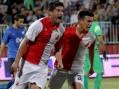 Fudbaleri Vojvodine izborili drugo kolo kvalifikacija za Ligu Evrope