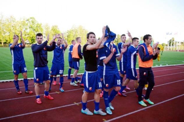 Vojvodina se plasirala u narednu rundu kvalifikacija za Ligu Evrope