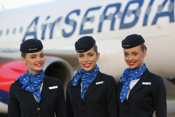 """Kompanija """"Air Serbia"""" raspisala konkurs za kabinsko osoblje"""
