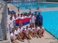 Mladi vaterpolisti osvojili balkanske igre