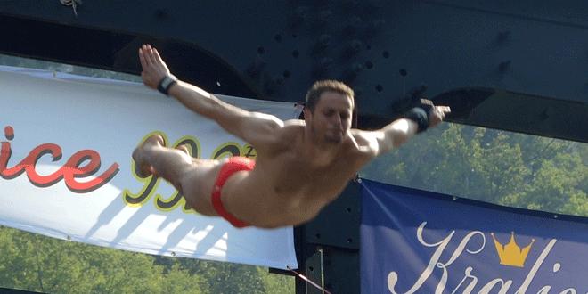 Užičanin Borko Miladinović najbolji u skokovima u vodu