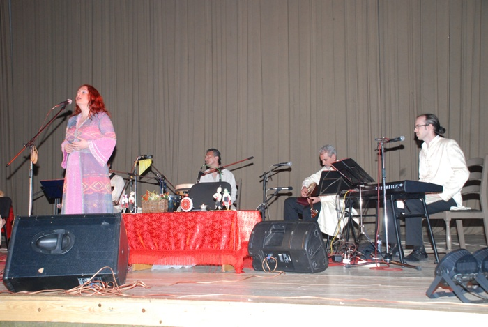 "Koncert Naissa etno-grupe na ""Medijaninom kulturnom letu"""