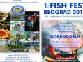 Fish Fest Beograd – od 3. do 6. septembra 2015. na keju kraj Nebojšine kule