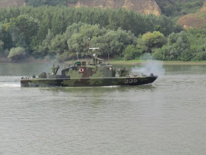 Stogodišnjica Rečne flotile Vojske Srbije