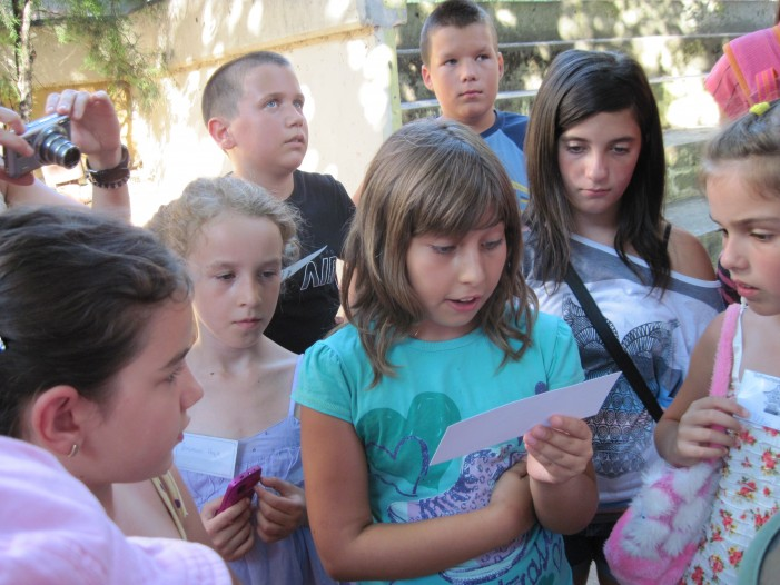 Bonton – Letnji program čitanja u Inđiji