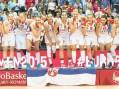 Srbija se na dostojanstven način odužila košarkašicama i vaterpolistima