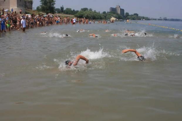 46. Međunarodni plivački maratona Jarak-Šabac