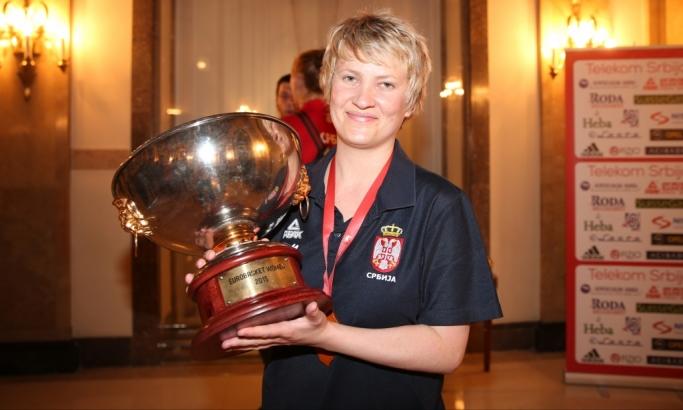 Marina Maljković – srce i mozak ženske košarkaške reprezentacije Srbije