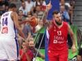Košarkasi Srbije bolji od Francuske u prijateljskoj utakmici