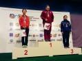 Zorana Arunović osvojila zlatnu medalju
