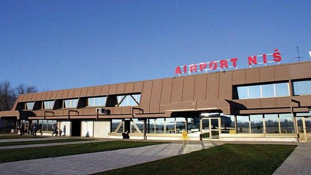 """Na Niškom aerodromu """"Konstantin Veliki"""" od početka rada prošlo više od 13.000 putnika"""