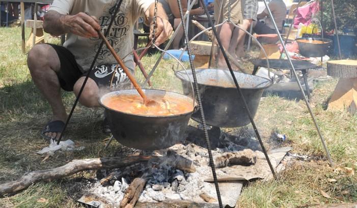 """Održana """"Čorbijada"""" i """"Moravski spust"""""""