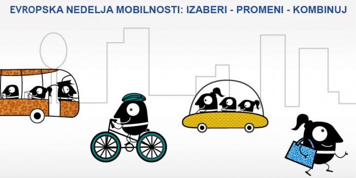 U okviru Evropske nedelje mobilnosti u Nišu i Pirotu bez automobila