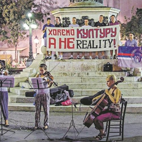 "Omladina šalje sjajne vesti: ""Želimo muzeje, a ne šund i kič"""