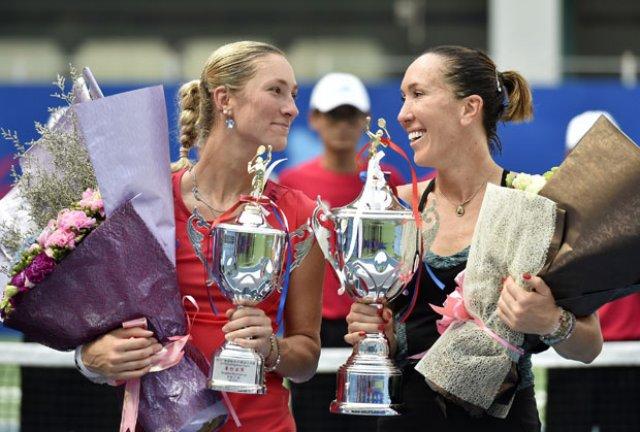 Jelena Janković osvojila turnir u Gvangžuu