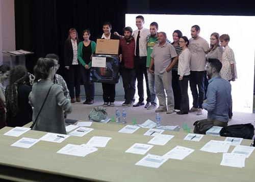 "Nikola Tepavc sa projektom ""Institut za talente"" osvojio prvo mesto"