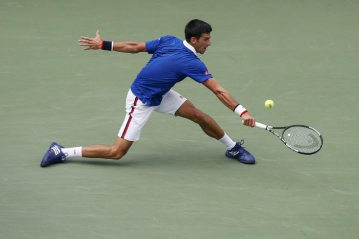 Novak Đoković u osmini finala US Opena 2015