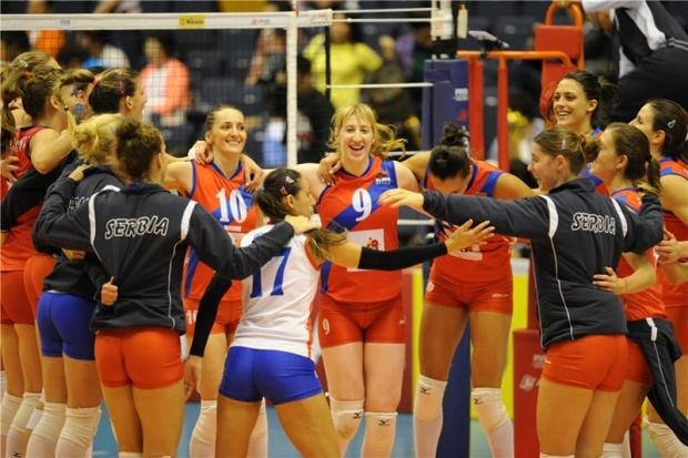 Ženska odbojkaška reprezentacija Srbije pobedila Rumuniju