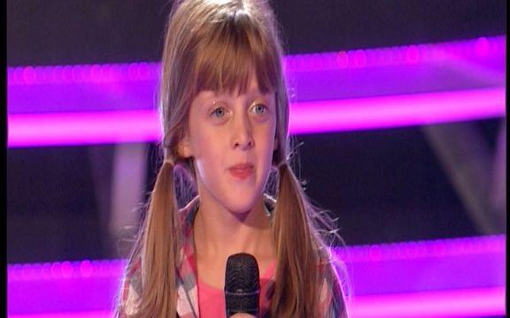 "Pinkove zvezdice treća epizoda: Hit večeri šestogodišnja Anja Jestrović sa pesmom ""Daire"""