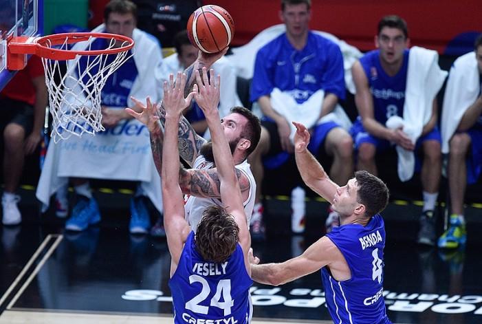 Moćna Srbija pobedom nad Češkom u polufinalu Euro Basketa 2015