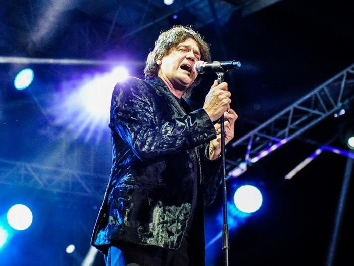 Zdravko Čolić održao koncert na niškoj Tvrđavi