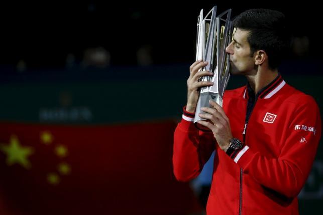 Novak Đoković osvojio masters u Šangaju