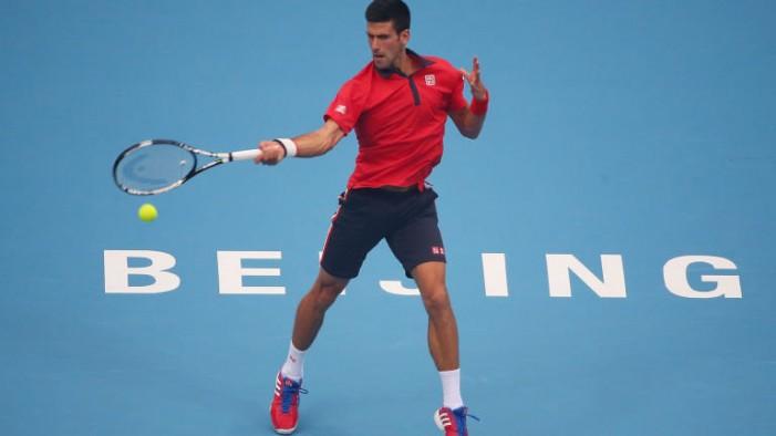Novak Đoković ekspresno savladao Simonea Bolelija u prvom kolu mastersa u Pekingu