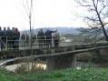 U ponedeljak 23. novembra počinje izgradnja novog mosta na Dičini