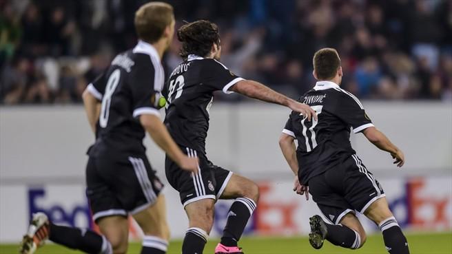 Partizan rezultatom 3:1 briljirao protiv Ausburga