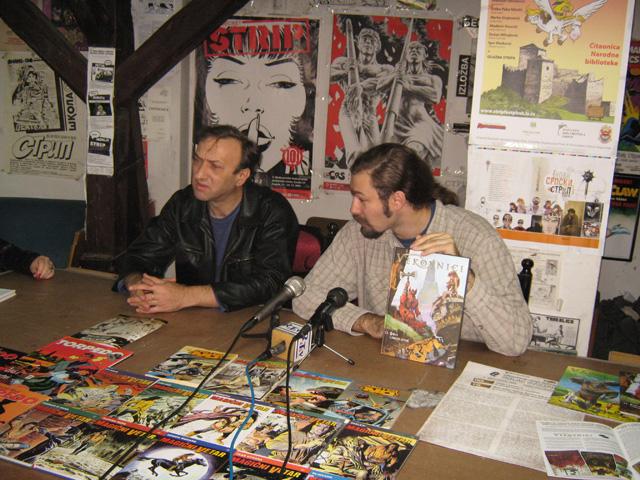 Leskovački crtači stripa ubedljivi na međunarodnim festivalima