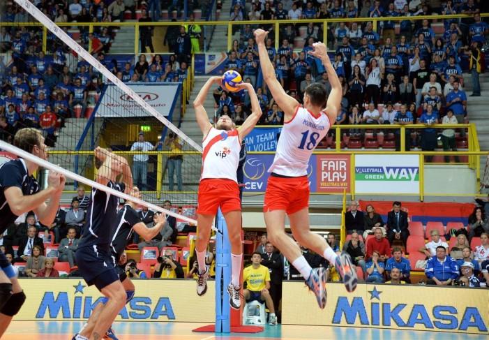 Odbojkaši Srbije posle preokreta savladali Estoniju i plasirali se u četvrtfinale Evropskog Prvenstva